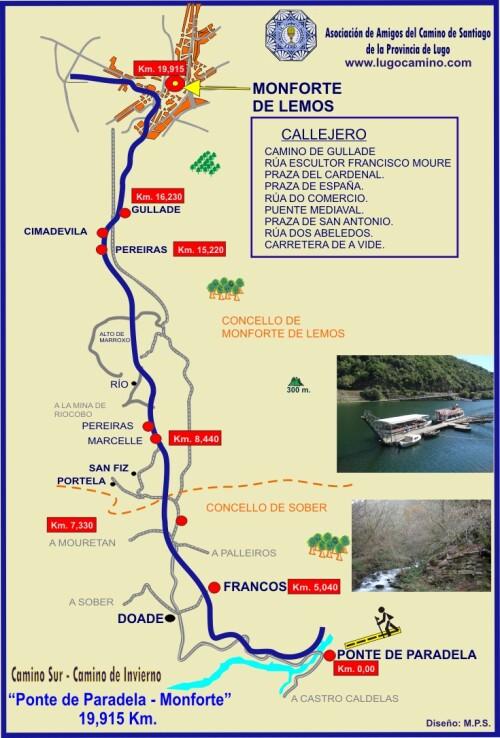 Etapa 04: Monforte - Ponte de Paradela