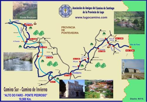 Etapa 08: Alto do Faro - Ponte Pedroso