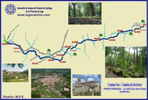 Etapa 09: Ponte Pedroso - A Laxe