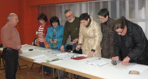 Curso de Orientación 2010